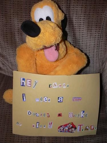 Pluto Ransom