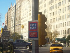 Don't Honk (AllTimeLorraine) Tags: city newyork museum daytime