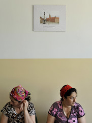 Biala Podlaska Reception Centre (UNHCR Central Europe) Tags: women mother poland polska reception asylum unhcr centraleurope chechen asylumseeker bialapodlaska receptioncentre europierodkowej unhcrpoland