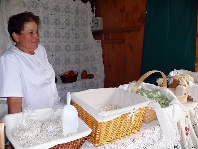Vendedora de fabas
