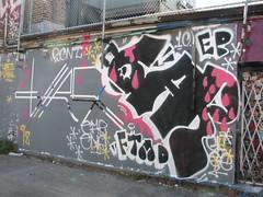 THREE & OAR (Billy Danze.) Tags: chicago graffiti three oar pz vts
