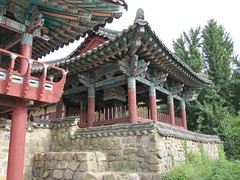 Temple near Samsung Town