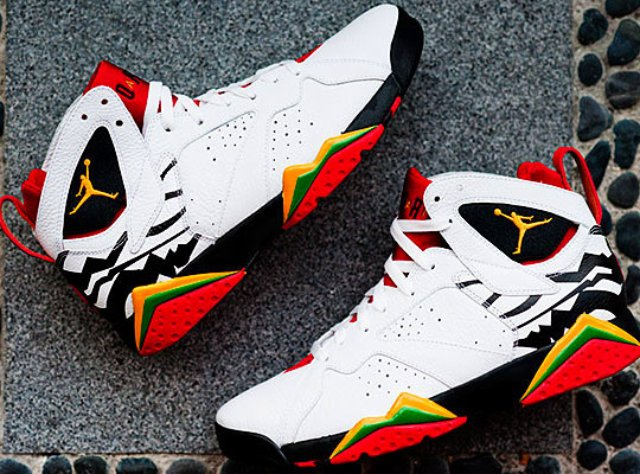 4a0a4abd639c41 Air Jordan VII Retro Premio – Bin 23 Collection
