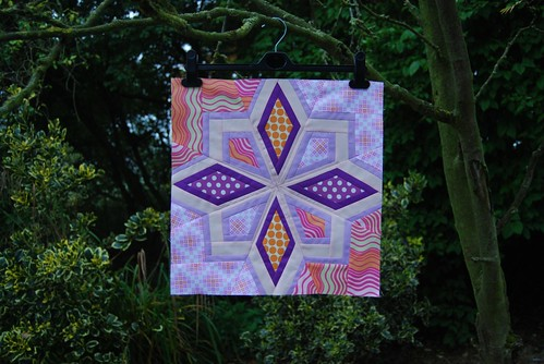 October star block for Shelley