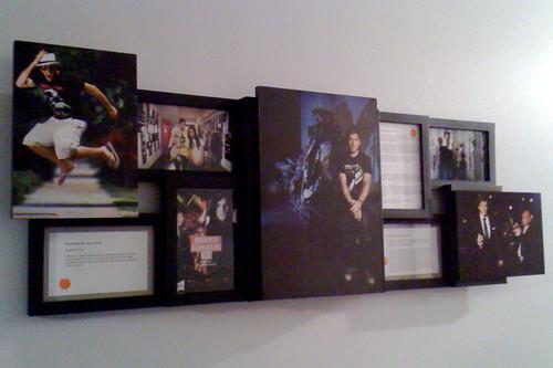 Andrew framed 2