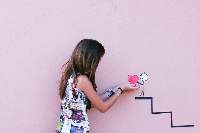 Love. [EXPLORE]
