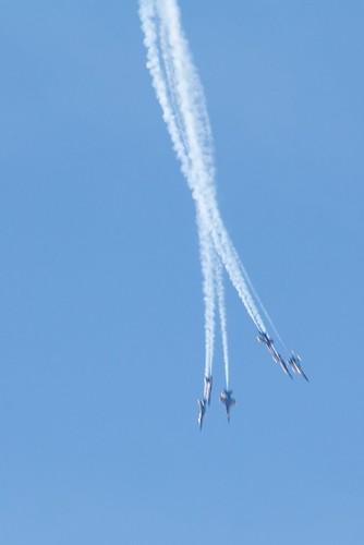 Blue Angels dividing
