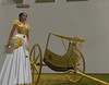 Meritaten ponders a chariot ride in virtual Amarna (Akhetaten) (mharrsch) Tags: ancient egypt chariot 18thdynasty nefertiti akhenaten virtualworld meritaten amarna virtualenvironment mharrsch akhetaten heritagekey