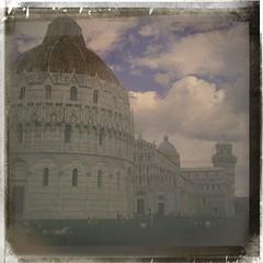 Die Wunderwiese in Pisa