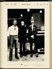 Fripp, Eno, Bowie - Berlin in the 1970s (Jeffrey) Tags: music berlin history apple rock book bowie iggy low eno brianeno recording trilogy davidbowie fripp ibooks robertfripp epub tonyvisconti bowieinberlin