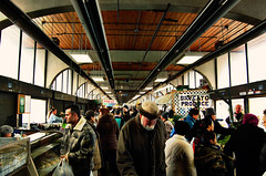 Rochester Public Market (by: Brian Boucheron, creative commons license)