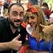 The Key of Awesome's Michael Stevens and Lauren Francesca | NY Comic Con, Sept 9