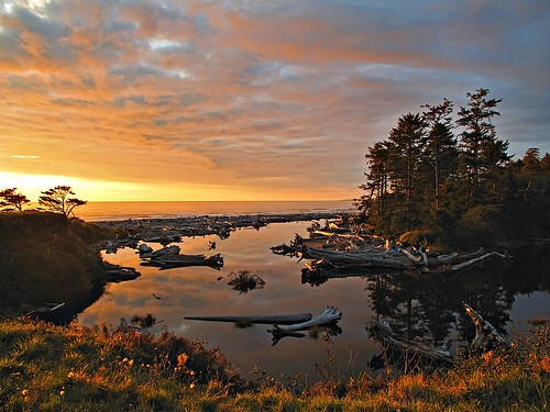Kalaloch Sunset - Olympic National Park