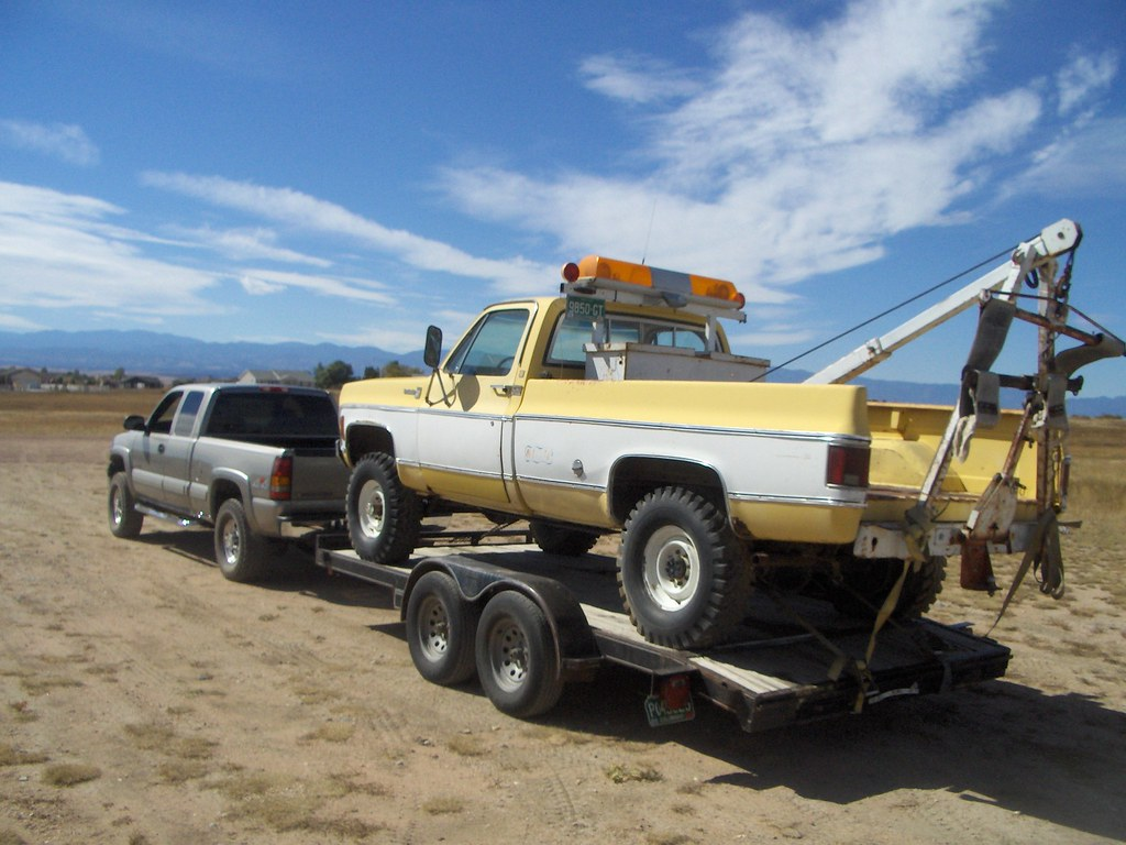 Colonial West Chevrolet >> Behind a Barn Find 79 K20 - The 1947 - Present Chevrolet ...