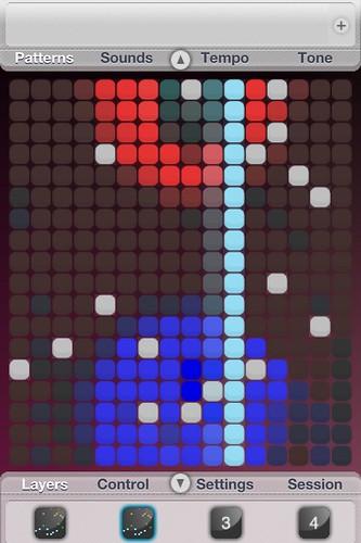 だれでも簡単に楽しめる音楽アプリ、Beatwave。プレイ動画あり。
