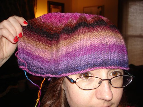 Big noro hat