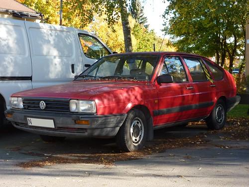 1988 Volkswagen Passat Variant. VOLKSWAGEN PASSAT 1988