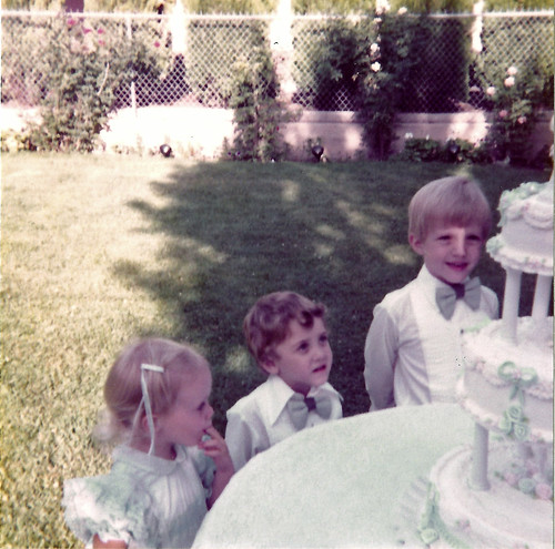 Wedding Cake Aug 1982