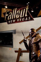 Fallout New Vegas (Andres Carrasco.) Tags: madrid new vegas fall out spain pentax carrasco andres 2010 gamefest