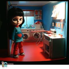 My dollhouse - the laundry 02