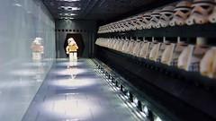 Decisions decisions... (Legoagogo) Tags: starwars lego stormtrooper moc afol