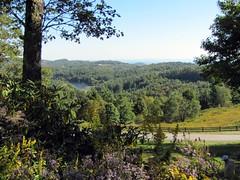 A view from Cone Mansion (snow41) Tags: mountains blueridgemountains blueridgeparkway blowingrocknorthcarolina mosesconemansion