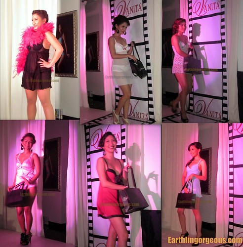House of Vanita Blogger Lingerie Show