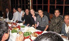 Le Mat Snake Village - Partying with Vietnamese Men - Ash Was a Hit