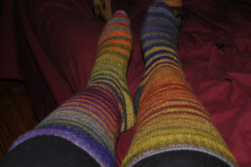Finished Socks 2