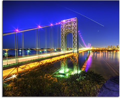George Washington Bridge (kw~ny) Tags: