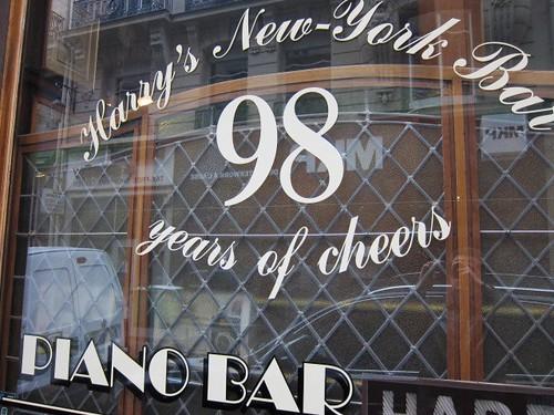 Paris. Harry's Bar