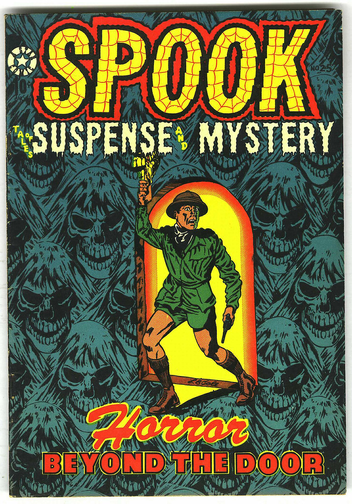 Spook #25 (Star Publications, 1953)