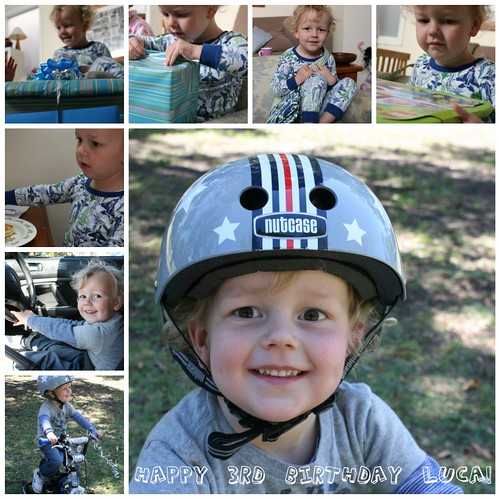 Luca's 3rd Birthday