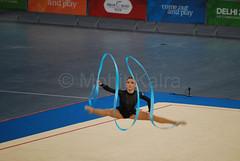 HUTCHISON Lynne - Rythmic Gymnastics Delhi 2010