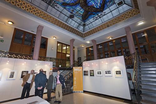 Inauguración expo Argizaiola 2010