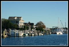 Morning in Harbor (bill.lepere) Tags: sea docks boats harbor capecod falmouth seashore novaphoto blepere