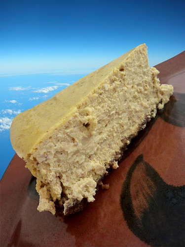pumpkin cheesecake...sky diving?