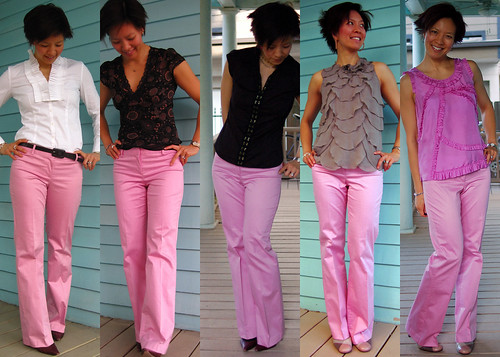 pink pinstriped pants 01