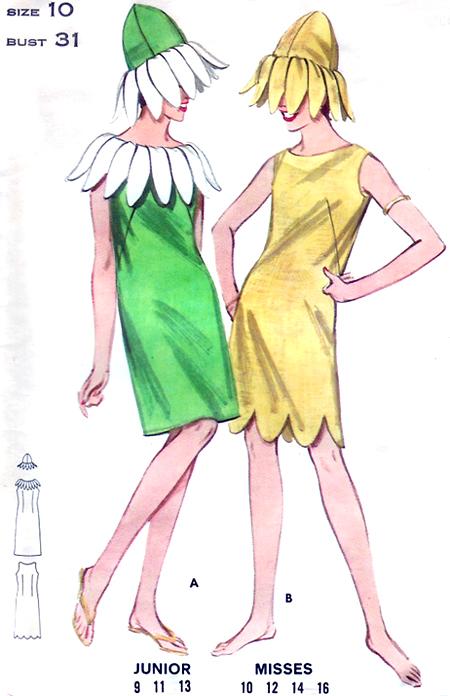 Halloween Costumes (1950-1969)