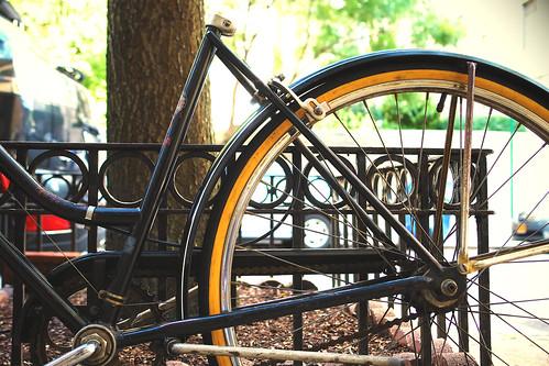 no seat bike new york city