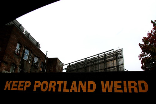 day eight: portland