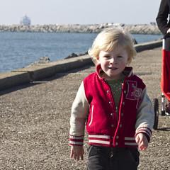 Sophie (Bart van Dijk (...)) Tags: portrait girl pier kid child familie sophie daughter kind squareformat portret meisje dochter vierkantformaat 11format familyvelsen