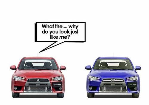 5104851443 dcd74709b2 update! Mitsubishi Lancer VS Proton Inspira