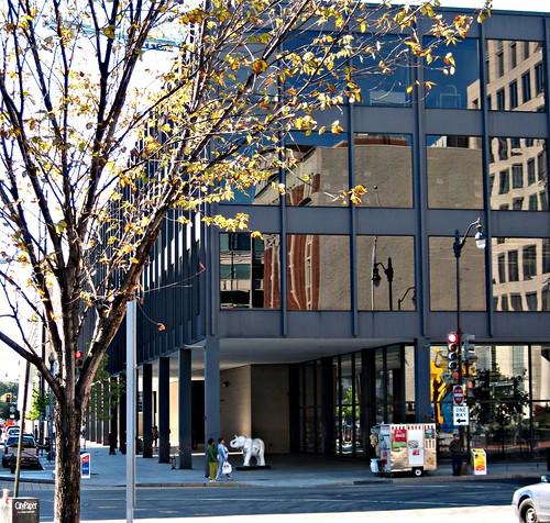 MLK Memorial Library, Washington DC (c2011 FK Benfield)
