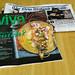 Das Viva-Magazin öffnen,...