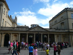 Bath, England King's and Queen's Baths (army.arch) Tags: uk england bath unitedkingdom historic unesco worldheritagesite queens kings historicpreservation stallstreet