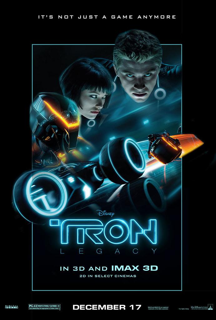 Tron Legacy IMAX 3D