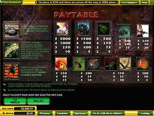 free Jurassic Slots slot mini symbol