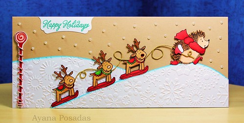 Penny Black Reindeer Card (3) - CROPPED