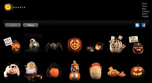 Duarte Pumpkin Contest